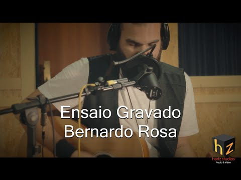 Bernardo Rosa Trio (Wish You Were Here Cover)