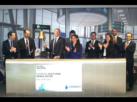State Street Global Advisors Launches 10 SPDR ETFs on the Euronext Amsterdam