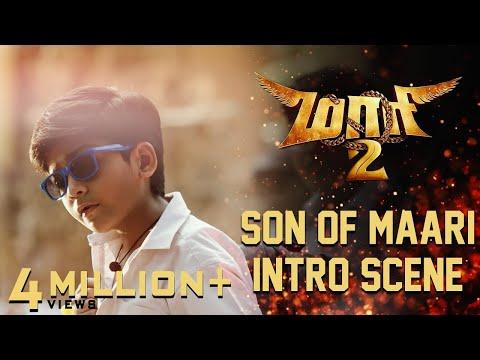 Maari 2 - Son of Maari Intro Scene | Dhanush | Sai Pallavi | Krishna | Tovino Thomas