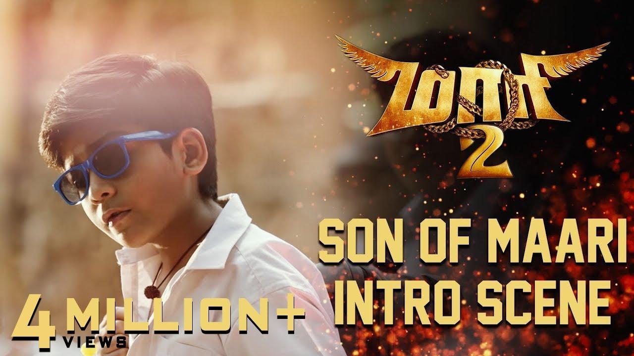 Download Maari 2 - Son of Maari Intro Scene | Dhanush | Sai Pallavi | Krishna | Tovino Thomas