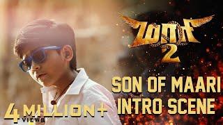 Maari 2 Son of Maari Intro Scene | Dhanush | Sai Pallavi | Krishna | Tovino Thomas