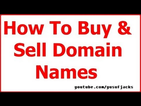 How to Make Money Buying and Selling Domains on the Internet