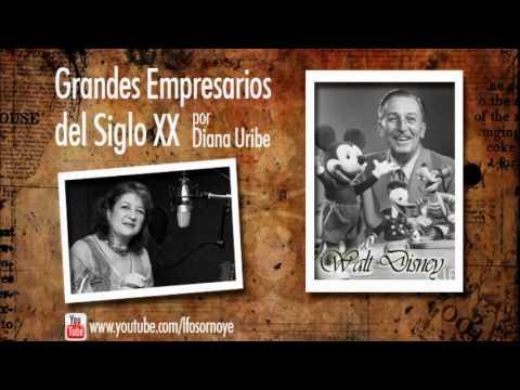 18. Walt Disney (Grandes Empresarios del Siglo XX)