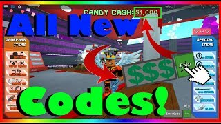 🍬Candy Tycoon [2Plr] All New Codes! 🍬 (2019) Roblox