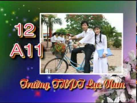 12A11 THPT Lục Nam (2005-2008). Phần 1