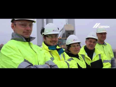 Mobilne Wytwórnie Betonu CEMEX