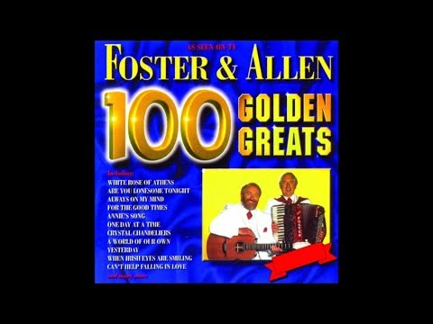 Foster And Allen - 100 Golden Greats CD