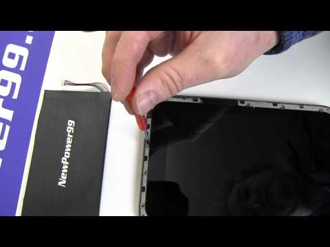 """How to Replace Your Barnes and Noble Nook HD 7"""" Battery"""