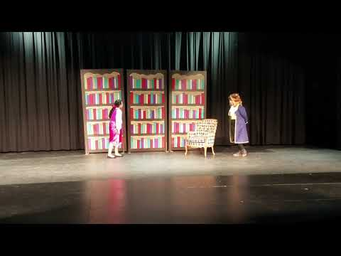 Komachin middle school production of Beauty and the Beast cont part 2