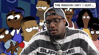 Why I Quit Creating Cartoon Parodies.....