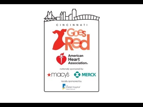 The Christ Hospital Health Network Goes Red For Research