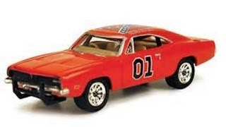 Johnny Lightning Dukes of Hazzard collection