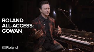 Roland All-Access: Lawrence Gowan (Styx, Gowan) and the Roland RD-2000 Stage Piano