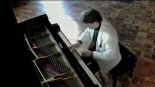 "Ingolf Wunder plays Balakirev ""Islamey"" on a Piano Borgato"