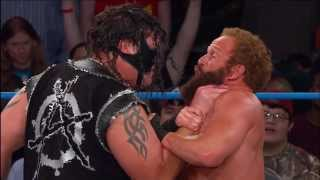 Abyss returns to annihilate The Bro Mans (January 23, 2014)