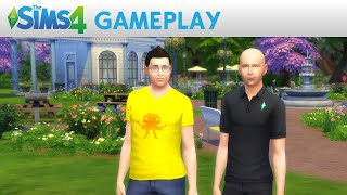 The Sims 4: Gameplay Walkthrough Official Trailer
