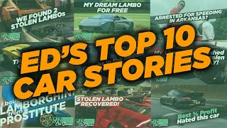 Ed Bolian's Top 10 Car Stories