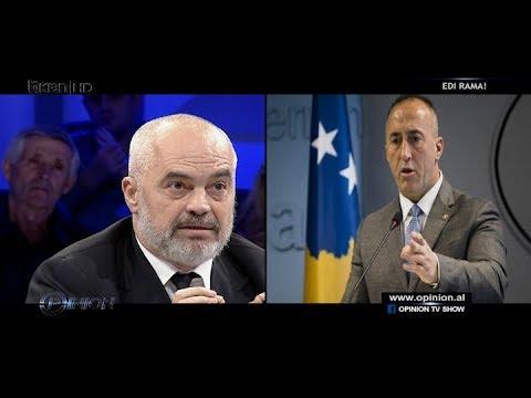 """""""Akuzat per 10 miliard euro"""", Rama do te padis Haradinajn ne Gjykate per shpifje"""