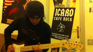 Nightmare Guitar cover. (by Pablo alma)