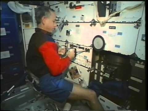Space Shuttle Flight 64 (STS-64) Post Flight Presentation