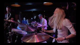 Sophie Alloway - drum solo at Ronnie Scott's Jazz Club (2020).