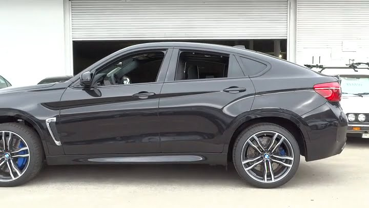 2016 BMW X6 M San Francisco, San Jose, Oakland, Marin, bay area