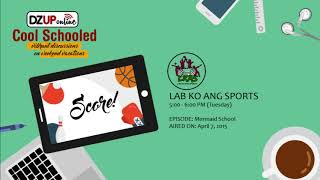 Mermaid Sports from Lab Ko Ang Sports aired last April 7, 2015