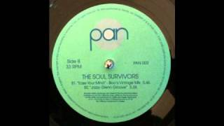 The Soul Survivors - Ease Your Mind (Boo