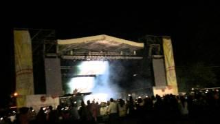 Asi empezó el Concierto de Silvestre Dangond en Barquisimeto