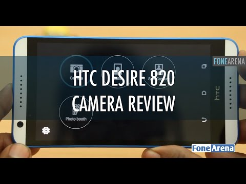 HTC Desire 820 Camera Review with Samples