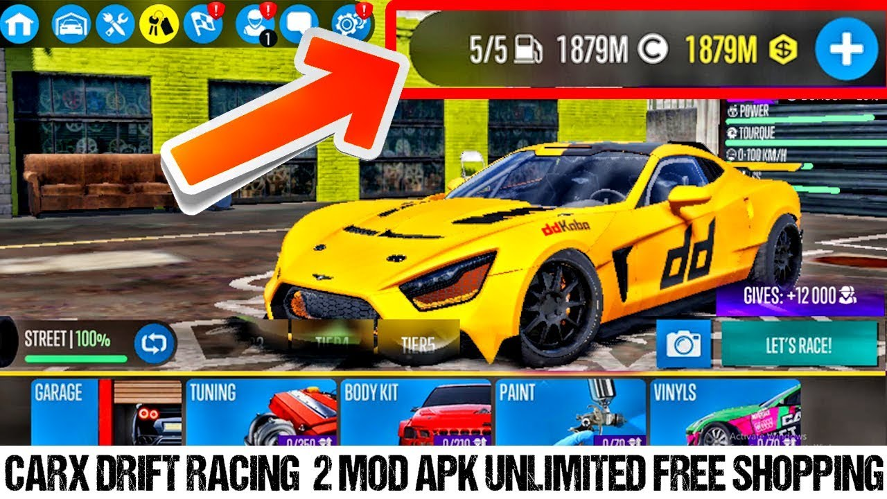 Money Carx Drift Racing Cheats 2019 100 Working Online Cash And