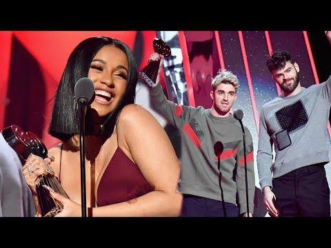 2018 iHeartRadio Music Awards Winners