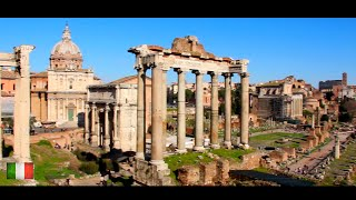 Italy Tour Video - City of Rome 2015 HD