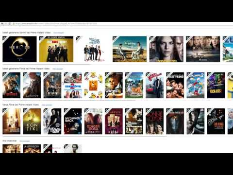 Amazon Prime Instant Video Test deutsch