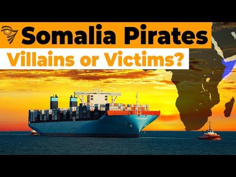 Geopolitics of Somalia's Piracy Problem: Villains or Victims?