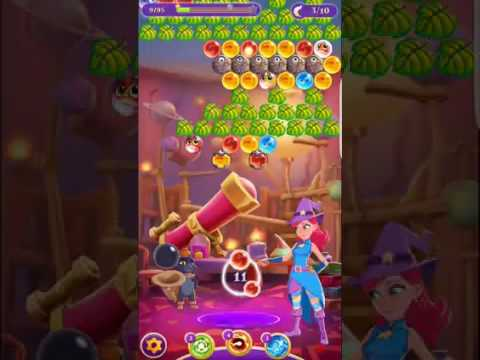 Bubble Witch 3 Saga Level 359 ~ No Boosters