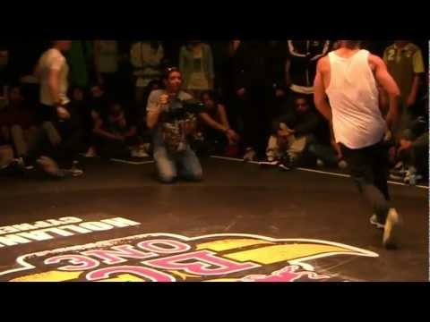 Red Bull BC One 2012 - Holland Cypher -...
