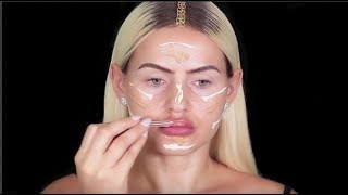 How to Avoid Getting Oily, Cakey, Creasing Foundation/Concealer