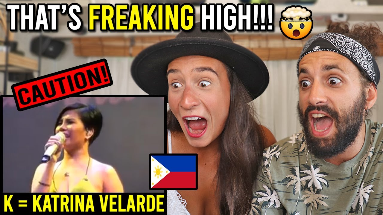 SHOCKED! FILIPINO HIGHEST Notes - Learn Alphabet with PINOY SINGERS