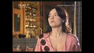 Björk - Hidden Place promo interview, Top of the Pops (2001)