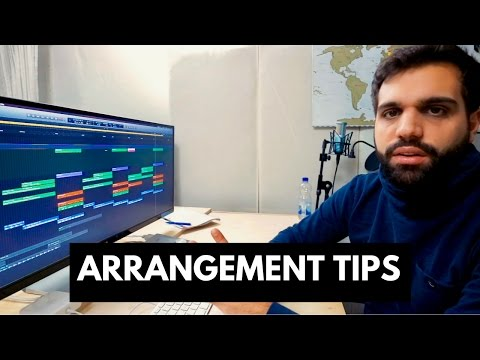 BASIC ARRANGEMENT & SONG STRUCTURE TIPS FOR EDM, DEEP HOUSE, TROPICAL HOUSE AND FUTURE BASS