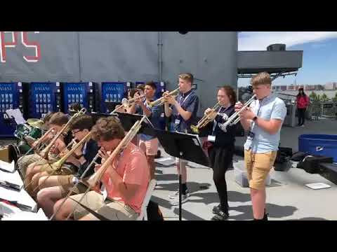 Mercer County High School Jazz Band - House of the Rising Sun