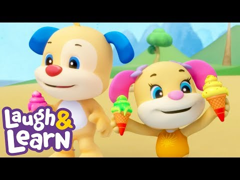 Laugh & Learn™ - The Beach Song | Kids Songs | Nursery Rhymes | Kids Learning | ABCs 123s