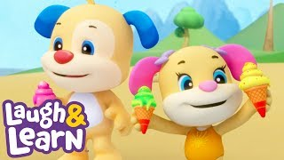 Laugh & Learn™ - The Beach Song | Kids Songs | Learning ABCs | Nursery Rhymes | Kids Learning