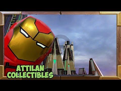 LEGO Marvel Super Heroes 2 Attilan 100% Guide