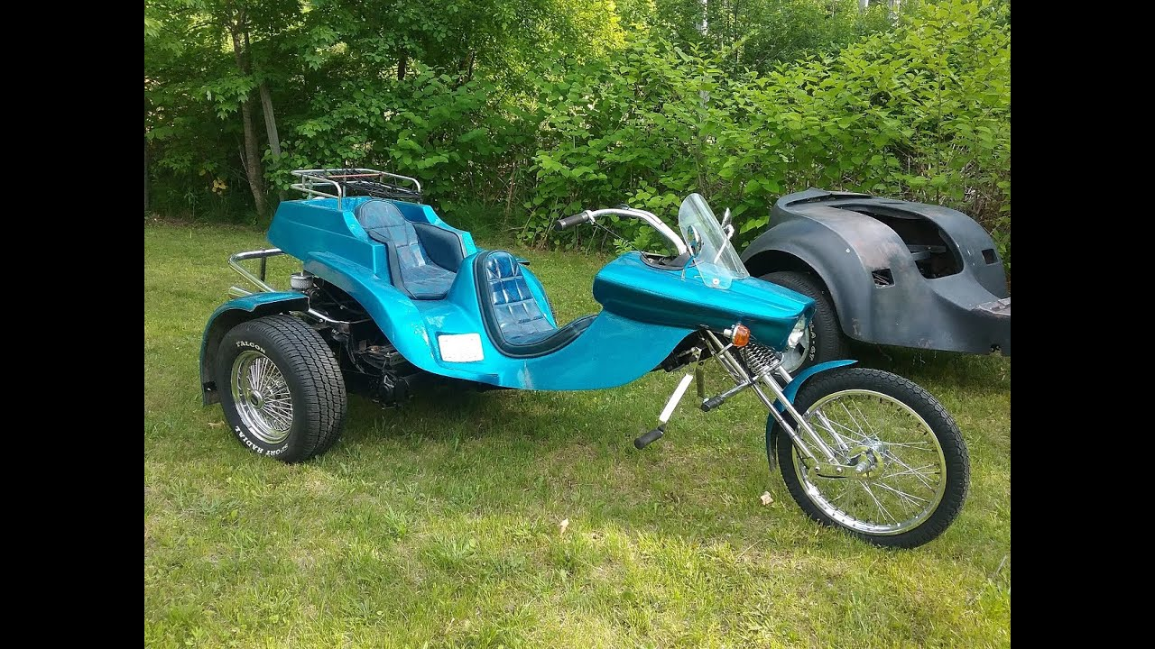 RB-VW Trike #101: Rich\'s Trike, Engine Teardown, Distrubutor Rebuild ...