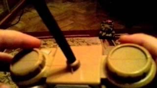 Обзор  на игрушку танки на пульте  управления(Андрюха., 2013-11-07T16:07:32.000Z)