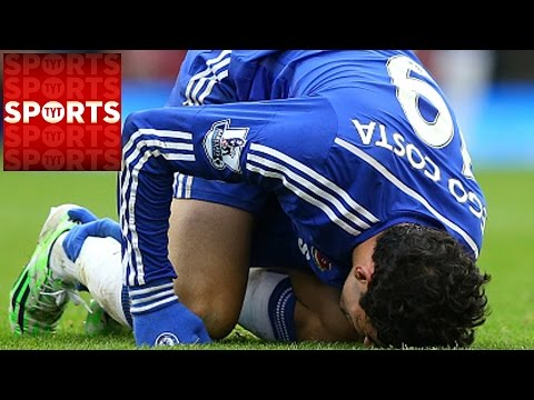 Fabregas/Costa Injuries Causing Problems for Chelsea and Spain