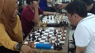 Chess Game The Doctor Bupati Cup Majalengka 2017