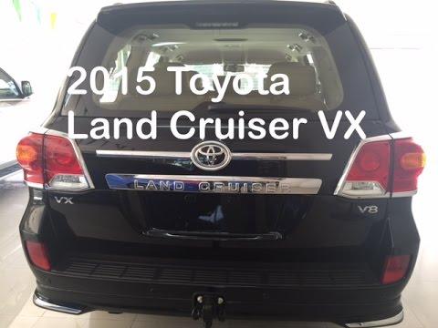New 2015 Toyota Land Cruiser VX V8 Diesel For Sale PHP 4.98 Million by Manila Luxury Cars